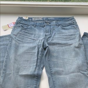 NWT Mossimo Bootcut Jeans